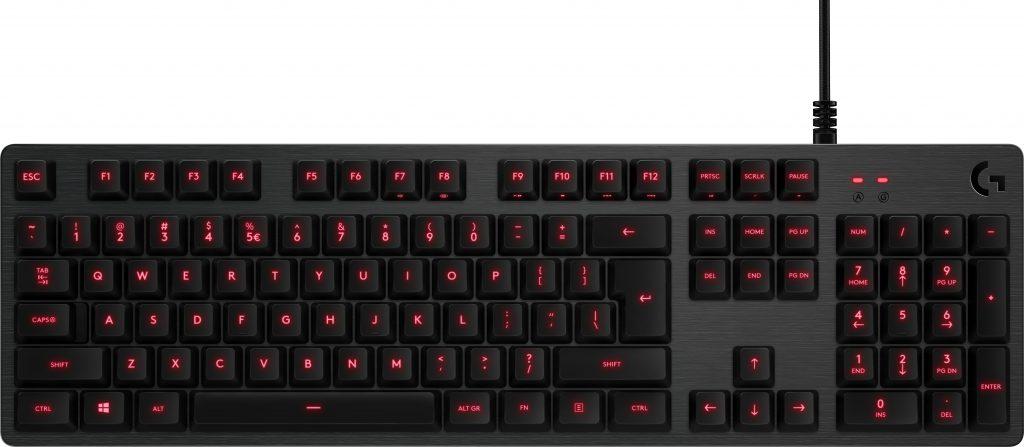Игровая клавиатура Logitech G413 Carbon