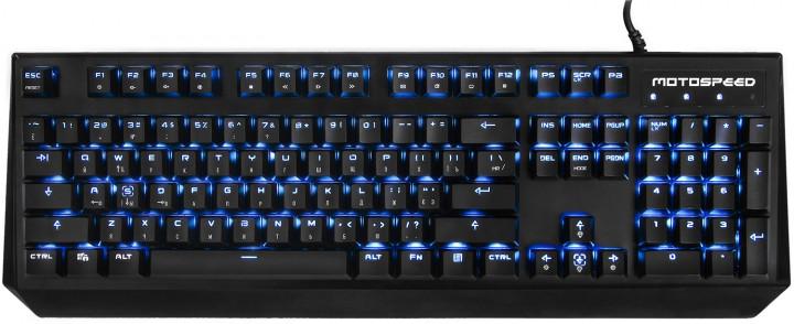Игровая клавиатура Motospeed CK95