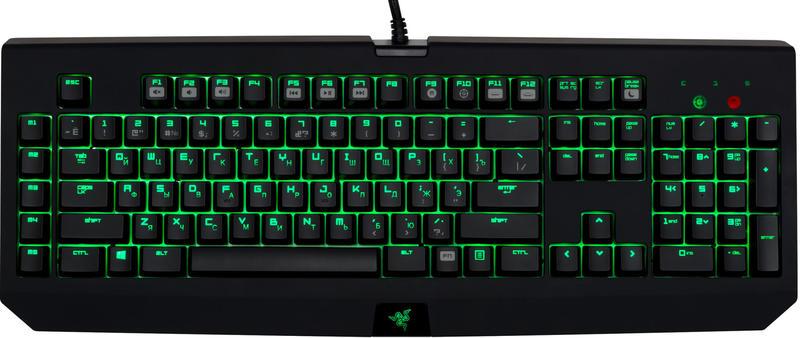 Игровая клавиатура Razer BlackWidow Ultimate 2014