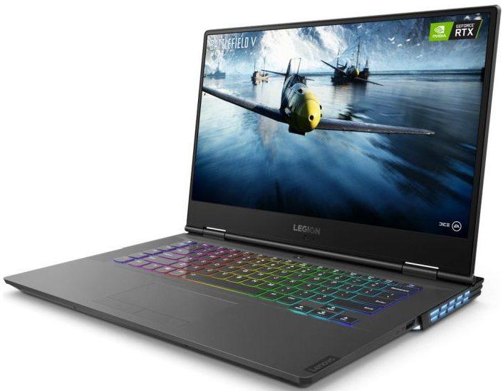 Игровой ноутбук Lenovo Legion Y740