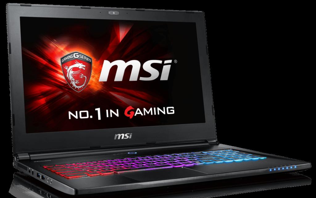 Игровой ноутбук MSI GS60 6QE Ghost Pro