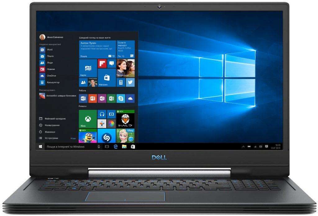 Игровой ноутбук Dell Inspiron 17 G7 7790