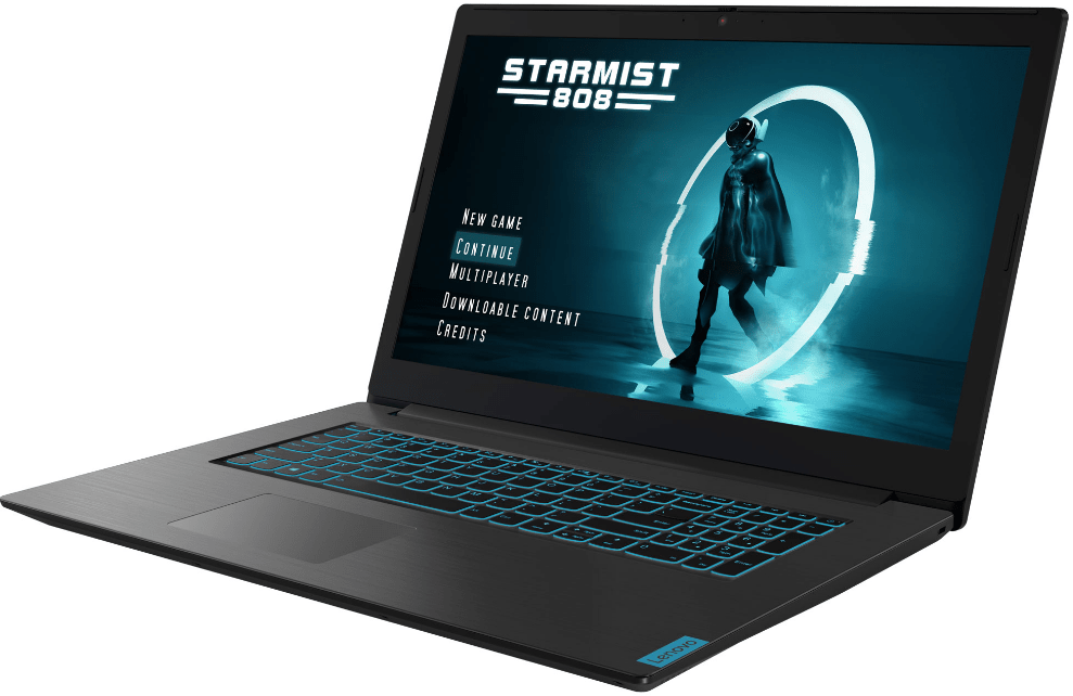 Игровой ноутбук Lenovo Ideapad L340 Gaming