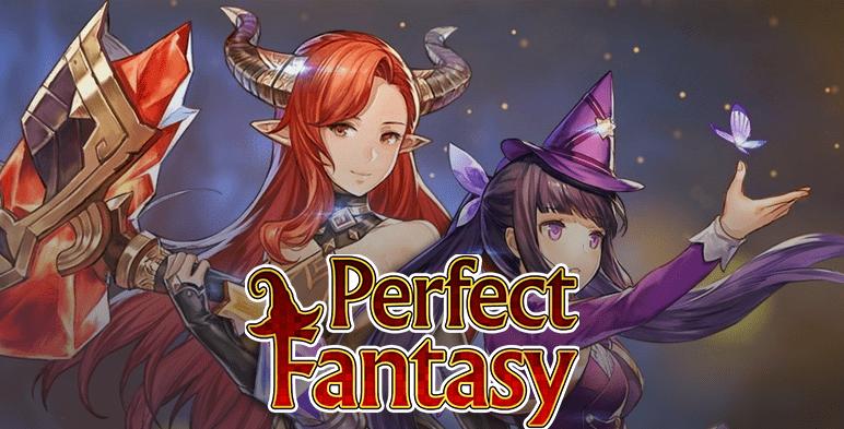 Perfect Fantasy игра
