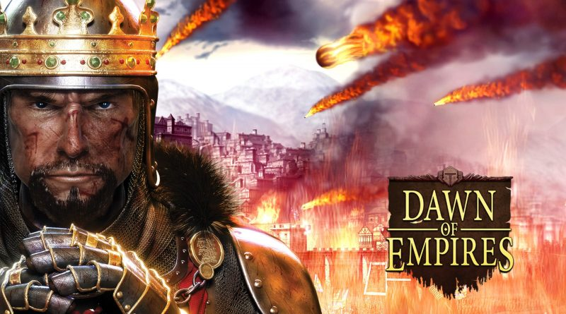 Dawn of Empires играть