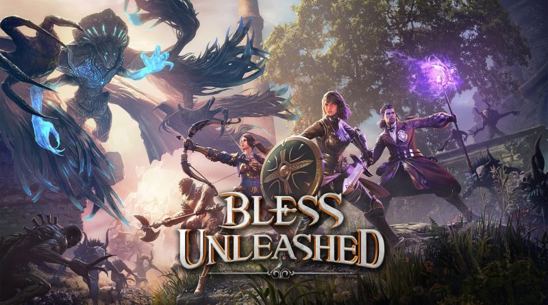 Bless Unleashed обзор