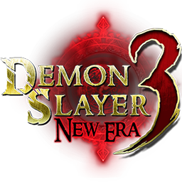 Demon Slayer 3: New Era лого
