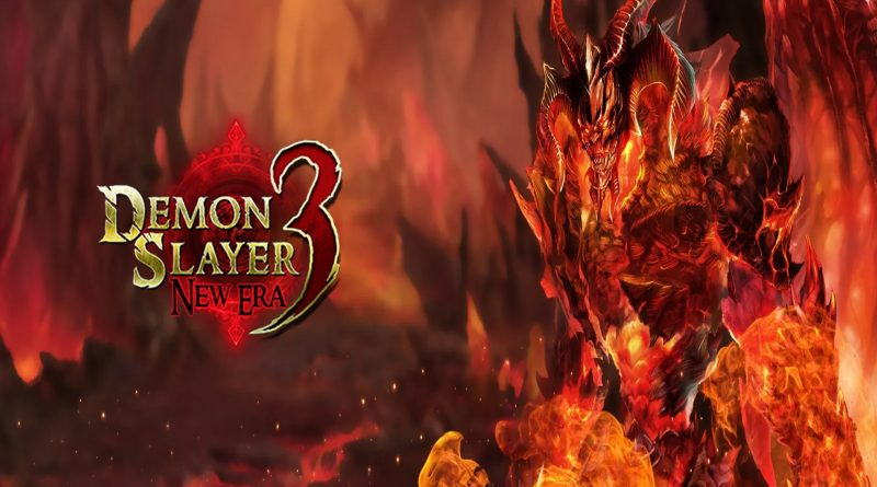 Demon Slayer 3: New Era игра